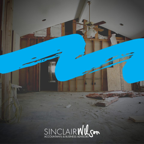 Sinclair Wilson can provide expert mortgage advice to provide the best foundation for your renovation plans