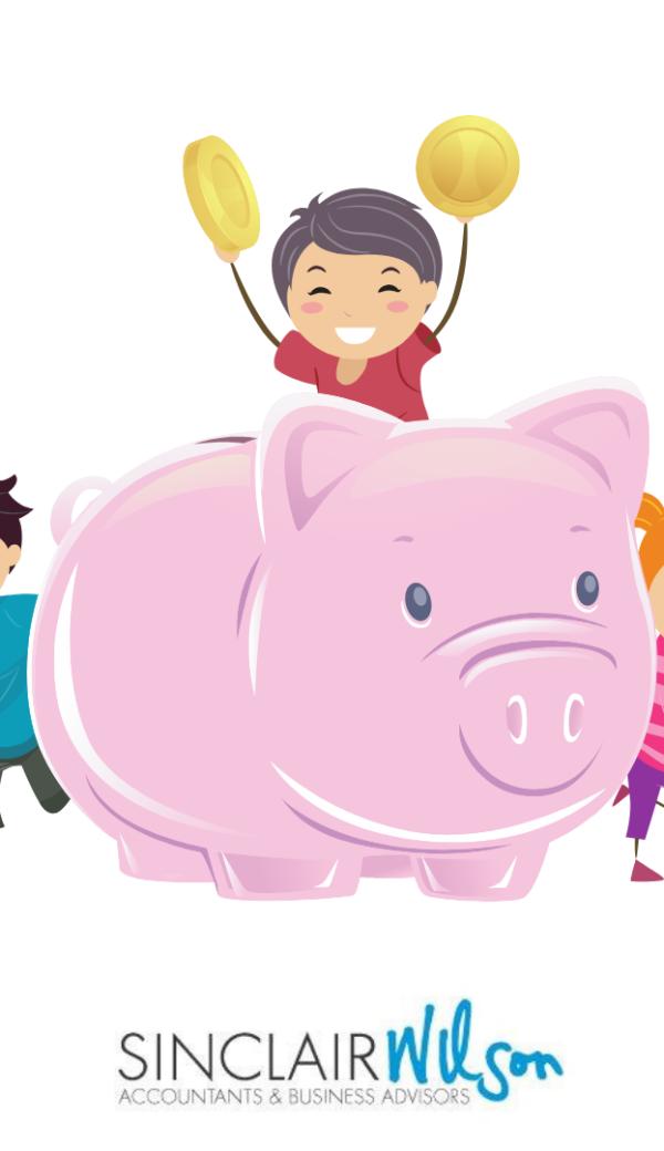 How to teach Hamilton children good money habits