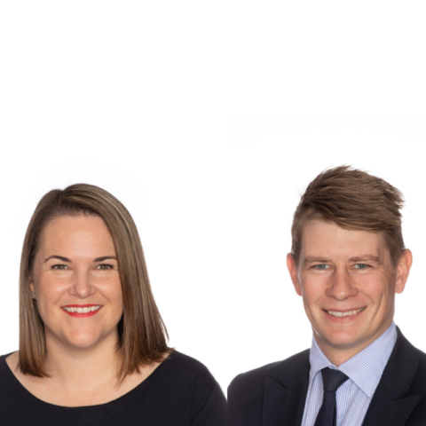 Kerrie Hughson and Steve Van Ginneken are new Partners at Sinclair Wilson